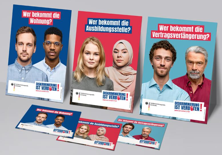 Plakate und Postkartenset bestellen